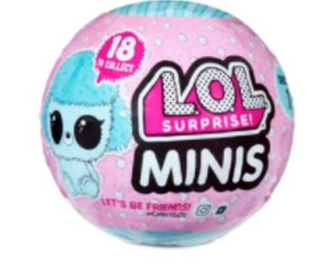 LOL surprise! MINIS