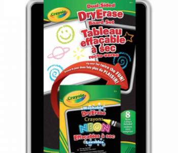 Dry Erase Dual Sided Board