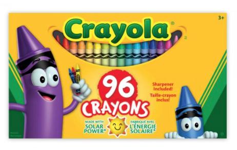 Crayola Crayons 96pc