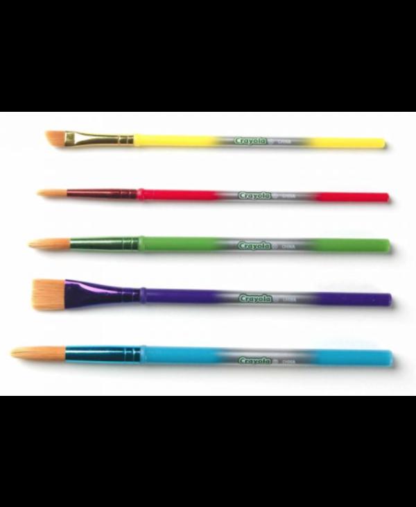 Paint Brushes 5pc Set