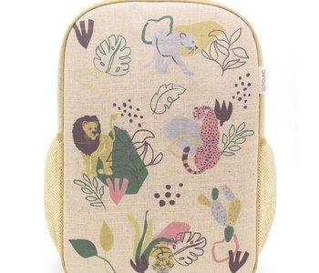 Jungle Cats Grade School Backpack