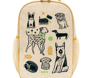Wee Gallery Pups Grade School Backpack