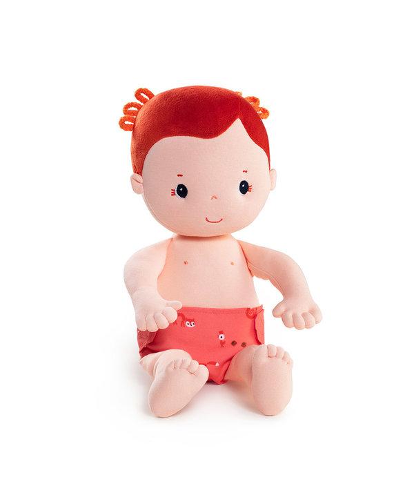 Lilliputiens Doll Rose