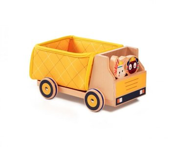 George's Dump Truck