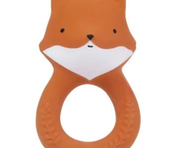 Teething Ring Fox