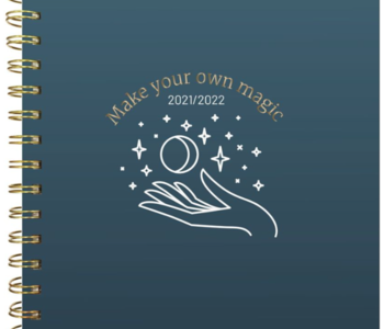 Make Your Own Magic Agenda 2021/2022