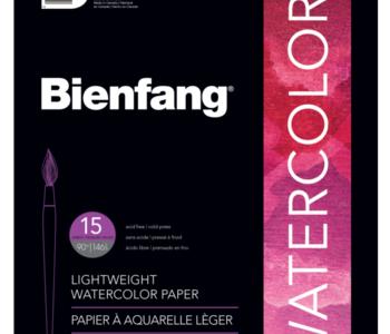 Lightweight Watercolour Paper 90lbs 15sh