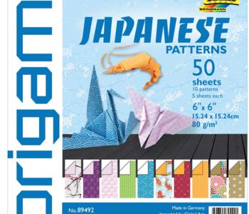Origami Japanese Patterns 50sh