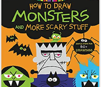 Ed Emberley's How To Draw Monsters and Other Scary Stuff