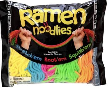Ramen  noodlies