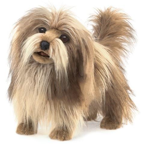 Shaggy Dog Puppet