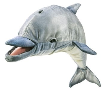 Whistling Dolphin Puppet