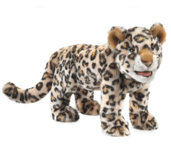 Leopard Cub Puppet