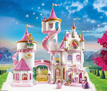 Large Princess Castle