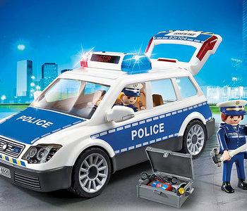 Police Emergency Vehicle