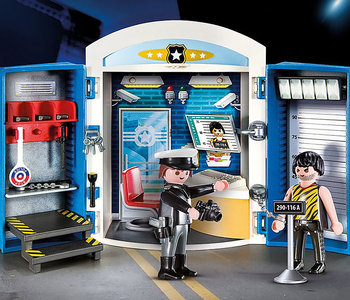 Police Station Playbox