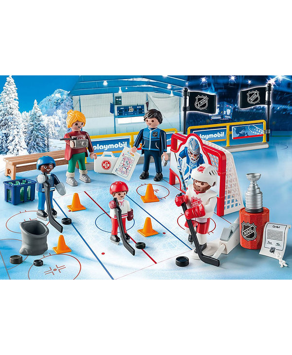 NHL  Advent Calendar