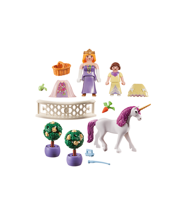 Princess Unicorn Carry Case