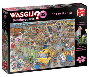 Wasgij? Trip to the Tip 1000pc Puzzle