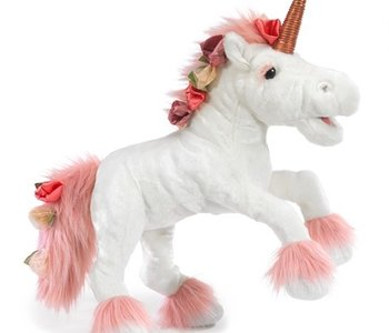 Folkmanis Unicorn Puppet