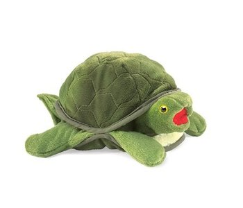 Baby Turtle Puppet