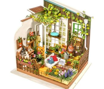 DIY House - Miller's Garden