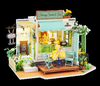 DIY House - Flowery Sweets & Teas