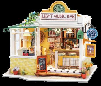 DIY House - Light Music Bar