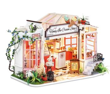 DIY House - Honey Ice-Cream Shop