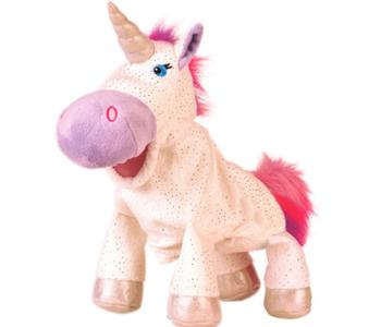 Unicorn Moving Mouth Puppet
