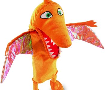 Pterodactyl Moving Mouth Puppet