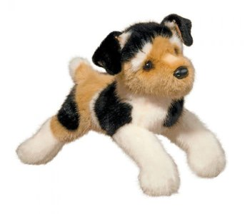Moses Terrier Mix Plush