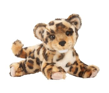 Spatter Leopard Cub Plush