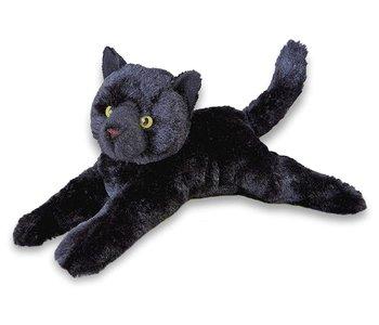 Tug Black Cat Plush