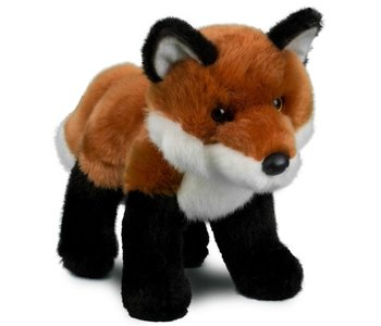Bushy Red Fox Plush