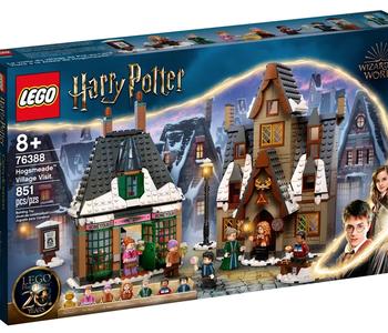 LEGO® Harry Potter™ Hogsmeade™ Village Visit