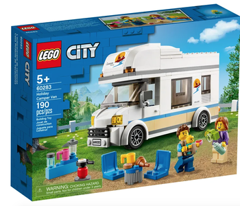 LEGO® Holiday Camper Van