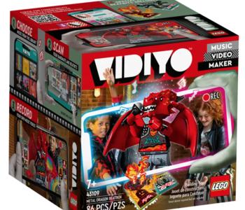 LEGO® Metal Dragon BeatBox V39