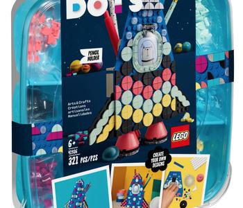 LEGO® Pencil Holder- Dots