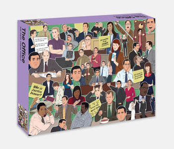 The Office 500pc Puzzle