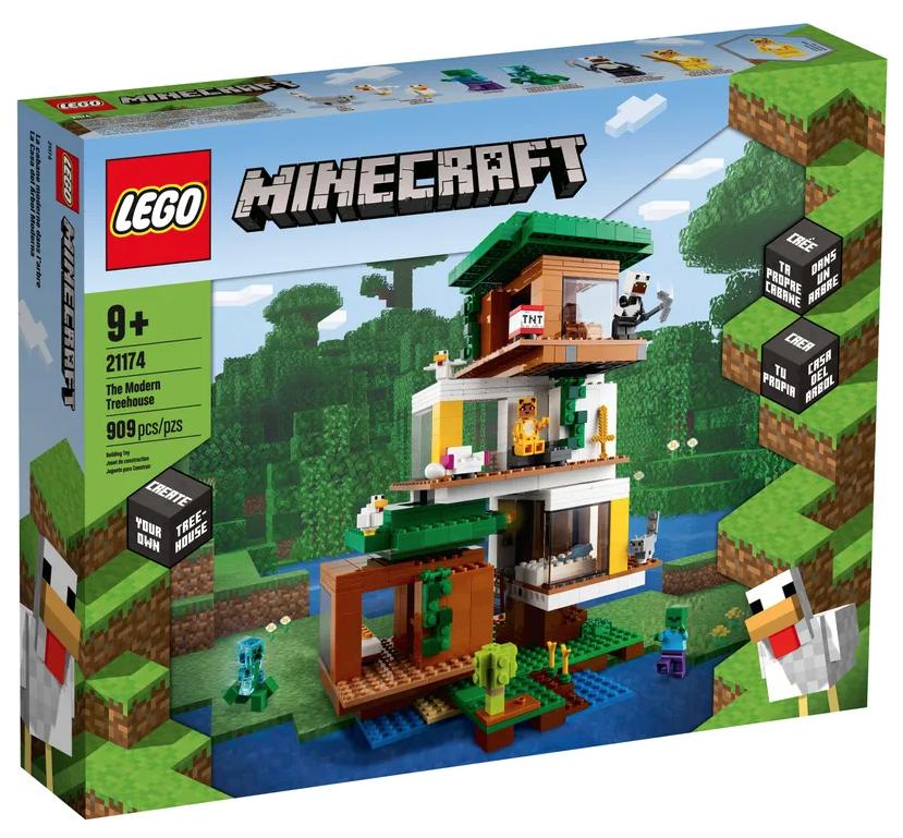 LEGO® Minecraft™ The Modern Treehouse