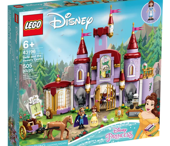 LEGO® Belle And The Beast's Castle