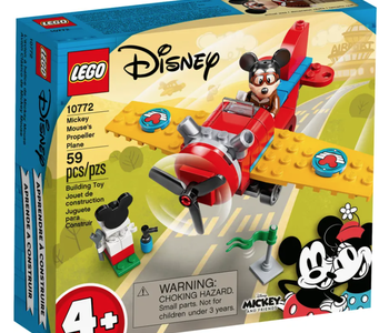 LEGO® Disney Mickey Mouse's Propeller Plane