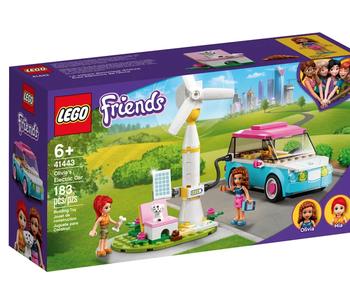 LEGO® Olivia's Electric Car