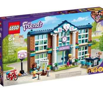 LEGO® Heartlake City School