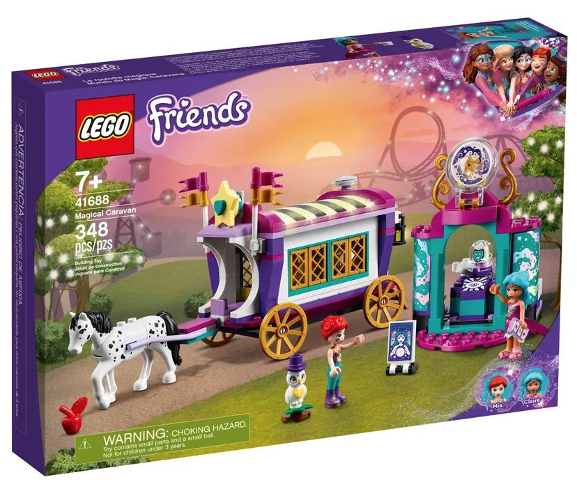 LEGO® Magical Caravan
