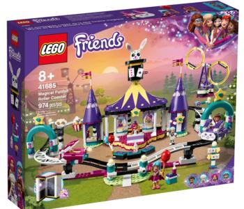 LEGO® Magical Funfair Roller Coaster