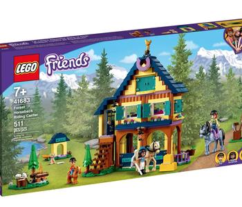 LEGO® Forest Horseback Riding Center