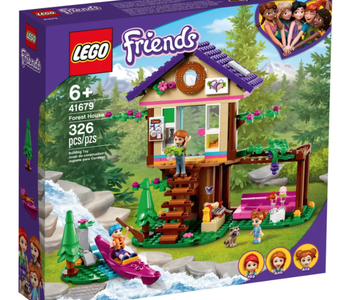 LEGO® Friends Forest House