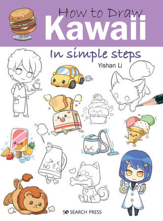 How To Draw Kawaii In Simple Steps